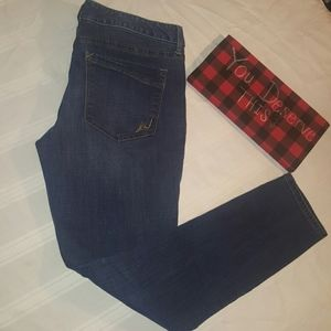 Express Jeggings,  Size 12,skinny distressed